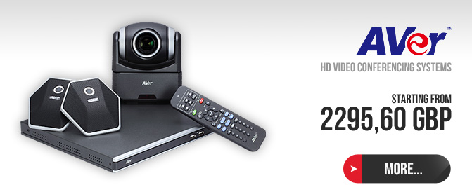 Aver - HD VIDEO COnferencing systems